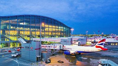 BioZone海外納入事例 ロンドン・ヒースロー国際空港